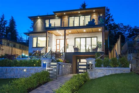 Home Design Vancouver by 1117 Lawson Avenue Ambleside West Vancouver