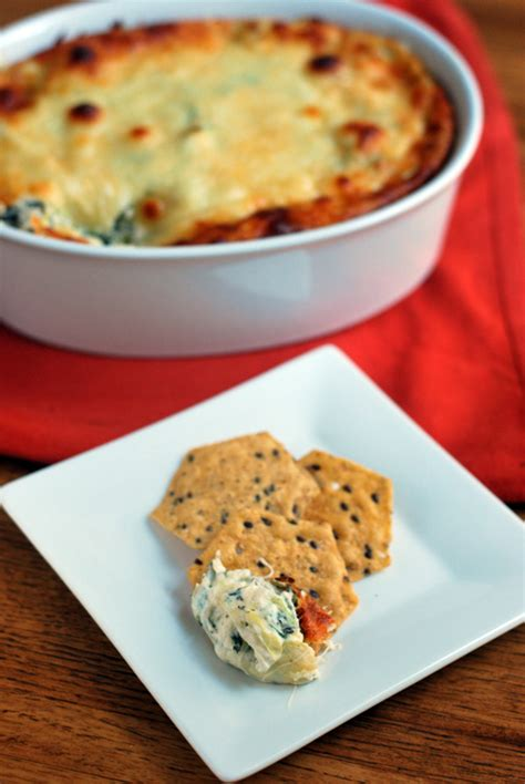 cooking light spinach artichoke dip light spinach and artichoke dip culinary mamas
