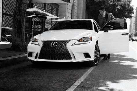 2015 lexus isf white the crafted line lexus luxury in black and white clublexus