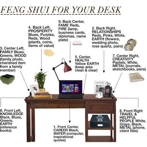 Feng Shui Bedroom Office by Feng Shui Your Desk Illustration Of Feng Shui
