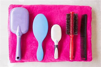 Clean Brushes Combs Hair Spring Cleaning Ta