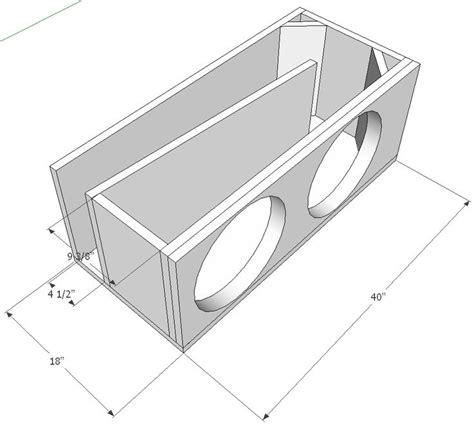 subwoofer box design 325 b 228 sta bilderna om speaker plans p 229 s 246 k