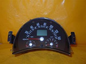 04 05 Vw Beetle Speedometer Instrument Cluster Dash Panel