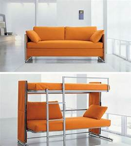 space saving ideas diy projects craft ideas how tos for With sofa bed for studio apartment