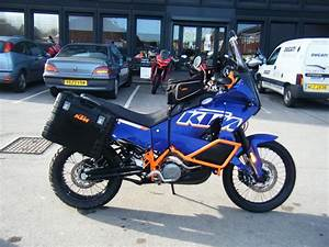 Bike of the Day: KTM 990 Adventure MCN
