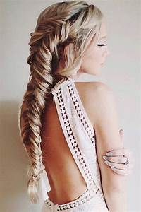 Fishtail Braid Hairstyles, choose your Fishbone Braid Style
