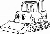 Coloring Excavator Pages Bulldozer Morphle Drawing Cartoon Clipart Equipment Cute Sketch Digger Backhoe Print Colouring Construction Truck Simple Heavy Printable sketch template