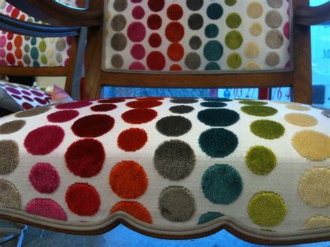 chaise tapissier cuisine atelier rã novation louis xv tissu tapissier au