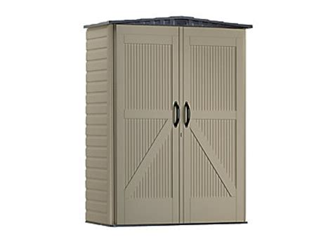 Roughneck® Small Vertical Shed   Rubbermaid