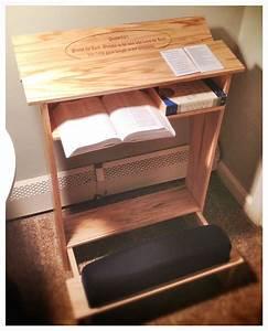 DIY Prayer Kneeling Bench Plans PDF Download cabinet