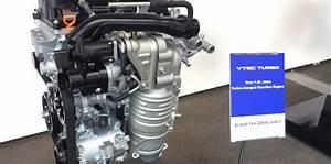 Honda Unveils Turbocharged 1 0l  1 5l Petrol Engines