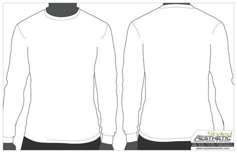 sleeve t shirt template blank sleeve shirt template invitation template