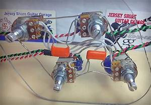 Epiphone Les Paul Push  Pull Wiring Harness 21 Tone Jimmy