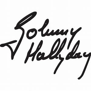 Papier Autocollant Transparent : sticker johnny hallyday 3 mpa d co ~ Nature-et-papiers.com Idées de Décoration