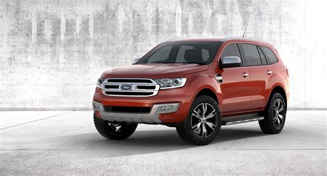 Ford Suv 2015 by Vortex Media