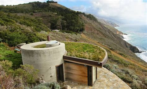 hillside underground homes build  earth berm home seaside home designs treesranchcom