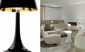 Miss k table lamp hivemoderncom for Miss k floor lamp