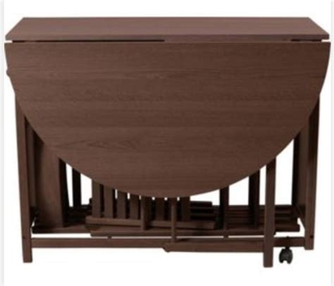 argos butterfly oval folding dining table for sale