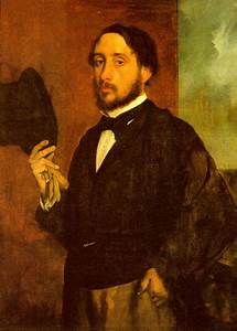 "Edgar Degas and His Famous Painting ""The Bellelli Family"""