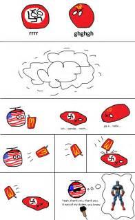 WW2 Countryballs Countries