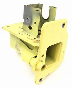Lh Frame Rail End Plate Section 98-05 Vw Beetle - Front Body Horn