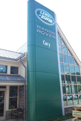 land rover metal design systems