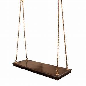 Buy Wooden Swing or Jhula with Chain Madhurya : Madhurya