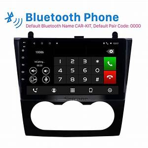 9 Inch Hd Touchscreen Android 10 0 Radio For 2008