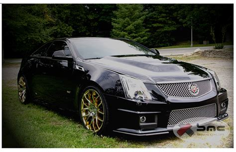 cadillac cts  heat extraction hood ctsv