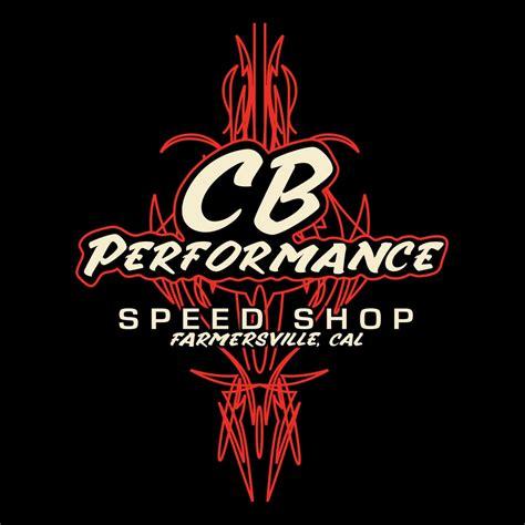 stripe cb speed shop t shirt specify size
