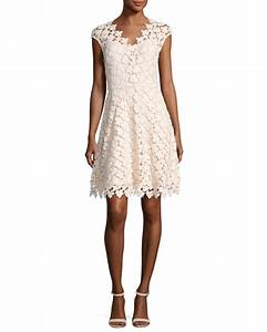 chic lace a line dresses for wedding guests With neiman marcus wedding guest dresses