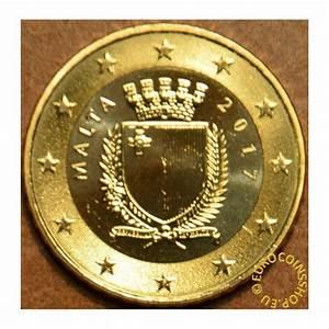 eurocoin eurocoins 50 cent Malta 2017 (UNC)