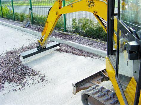 diy excavator attachments