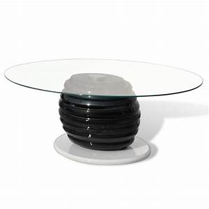 Table Basse En Verre Pas Cher : table basse ronde en verre pas cher id es de d coration ~ Melissatoandfro.com Idées de Décoration