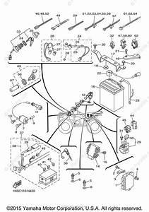 Yamaha Atv 2014 Oem Parts Diagram For Electrical