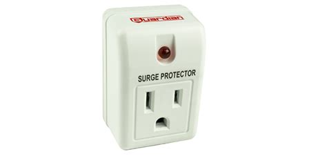 outlet surge protector single