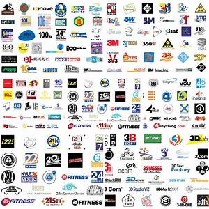 Image Gallery logos and their names