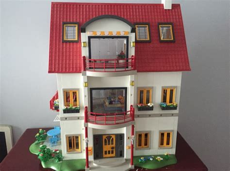 playmobile cuisine maison villa moderne playmobil clasf