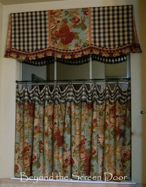 country kitchen valances the most asked about cafe curtain valance beyond the 3631