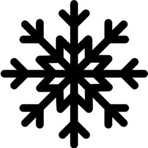 268 free vector graphics of snowflakes. Snowflake - Free weather icons