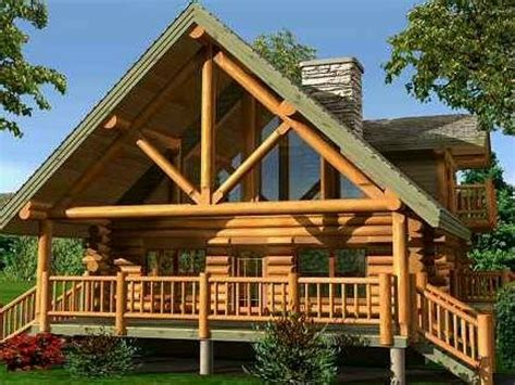 Small Log Cabin Home Designs Small Log Cabin Floor Plans
