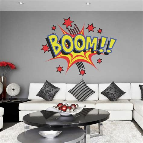 Bed Room Boom by Large Boom Comic Ideal For Children S