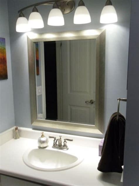 Modern Bathroom Light Fixture by 3 Important Things To Consider For Bathroom Lighting