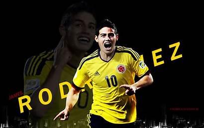 Rodriguez James Wallpapers Football Desktop Colombia Edit