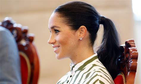 meghan markles   hairstyles photo