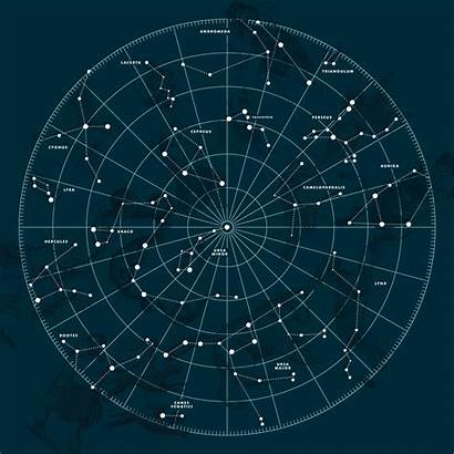 Constellations Constellation Animated Map Astrology Gifs Night