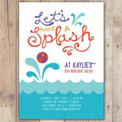 wording on wedding invitation summer party invitation template summer pool party