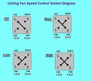 Centrifugal Switch In Ceiling Fan
