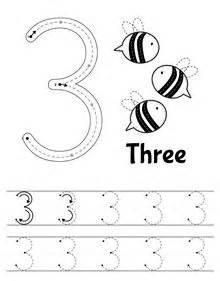 preschool number worksheets images numbers
