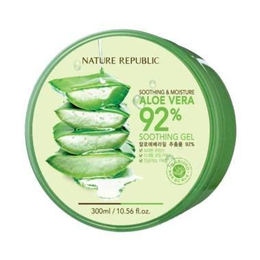 Harga Innisfree Aloe Vera jual produk merchant the klik shop terlengkap terpercaya